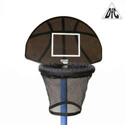 Баскетбольный щит с кольцом для батута DFC Kengoо