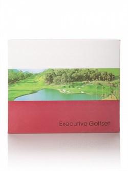 Набор для гольфа Partida в деревянном кейсе