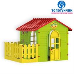 Домик с забором  Garden toys 10839