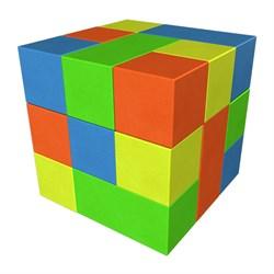 Кубик-Рубика мини Romana ДМФ-МК-13.90.29 мягкий модуль