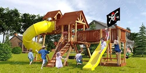 Савушка Lux 15 уличная спортивная площадка для детей