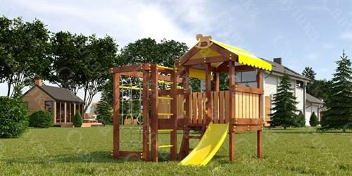 Савушка-Baby - 1 (Play) Детская площадка
