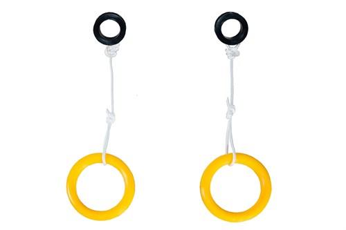 Круглые гимнастические кольца (Пластмасса)