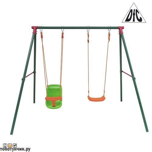 DFC SBN-01 дачные качели для детей, +7(800) 551-96-04, Топотунчик.ру