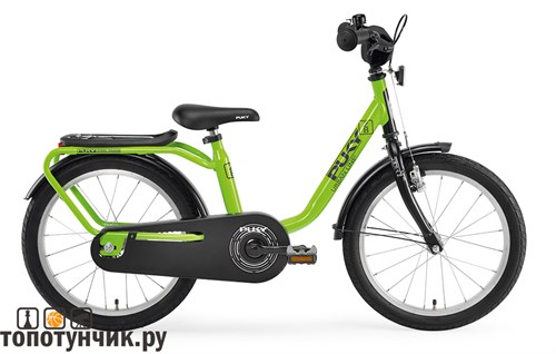 Двухколесный велосипед Puky Z8 - Топотунчик.ру, 8(800) 551-96-04