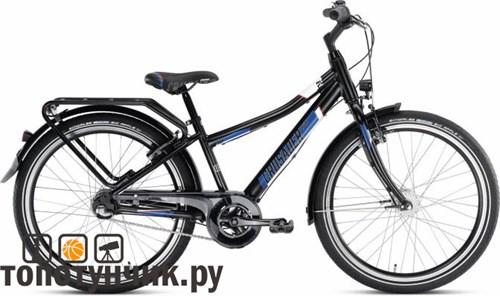 Двухколесный велосипед Puky Crusader 24-3 Alu light  - Топотунчик.ру, 8(800) 551-96-04