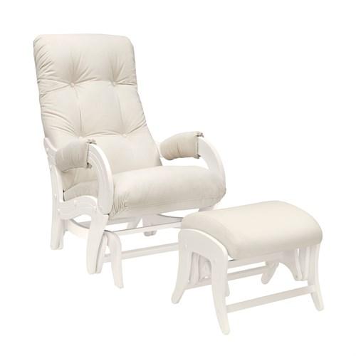 Milli Care комплект кресло с пуфом
