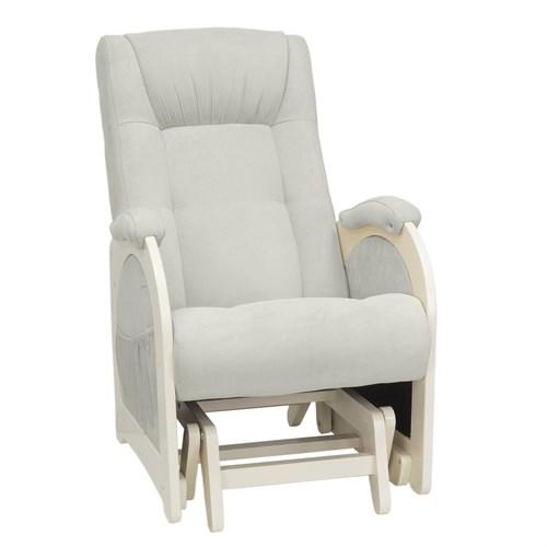 Кресло для кормления Milli Joy, Дуб шампань, ткань Verona Light Grey