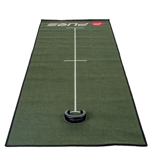 PURE2IMPROVE GOLF PUTTING MAT 80x237 см