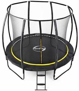 Батут SportElite 12FT 3,66м с защитной сеткой (внутрь) с лестницей