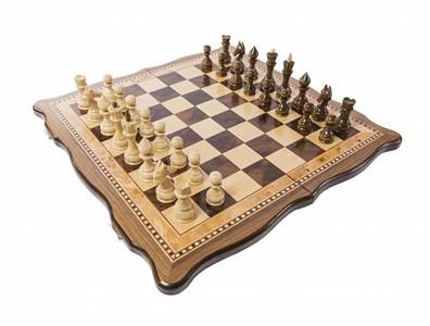Шахматы Турнирные-3 инкрустация 50, AZ111, Zeynalyan