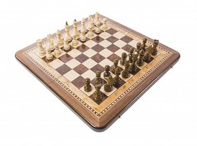 Шахматы Турнирные-2 инкрустация 40, AZ107, Zeynalyan