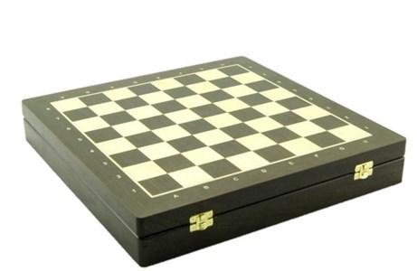 Шахматный ларец Woodgames Венге, 45мм