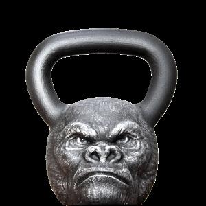 Гиря Iron Head Горилла 16 кг