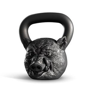 Гиря Кабан 16,0 кг