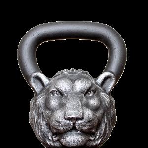 Гиря Iron Head Лев 24 кг