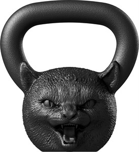 Гиря Iron Head Кошка 8 кг