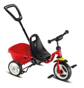 Трехколесный велосипед Puky Ceety 2214 red красный