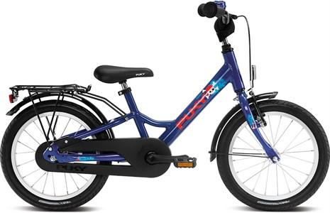 Двухколесный велосипед Puky YOUKE 16 4232 blue синий