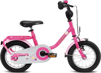 Двухколесный велосипед Puky STEEL 12 4111 pink розовый