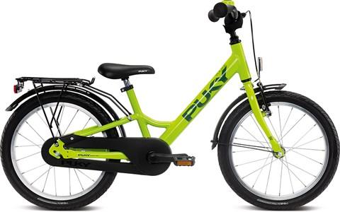 Двухколесный велосипед Puky YOUKE 18 4365 kiwi салатовый