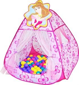 """Игровой домик """"Принцесса"""" + 100 шариков CBH-13"""