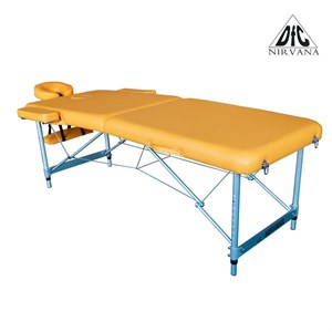Массажный стол DFC NIRVANA, Elegant LUXE, 186х70х4 см, алюм. ножки