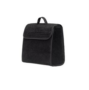 Органайзер в багажник iSky, войлочный, iOG-30B, 30x30x15 см, черный