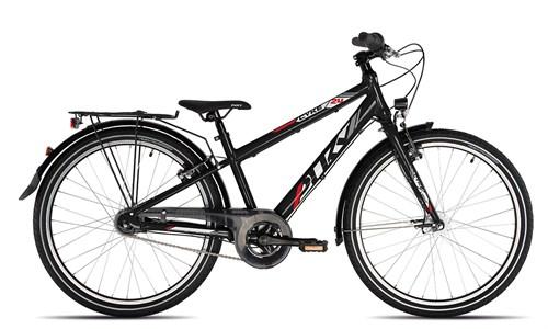 Двухколесный велосипед Puky CYKE 24-3 LIGHT 4724 black черный