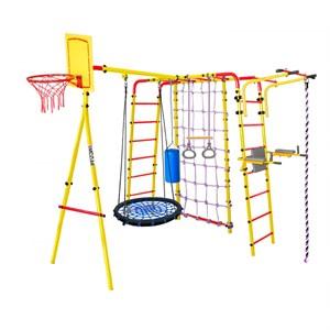 Midzumi Tamayo Large XL детский спортивный уличный комплекс (сетчатые качели 100 см.)