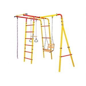 Midzumi Mori Universal уличный детский спортивный комплекс с подвесными цепными качелями