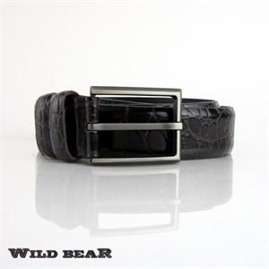 Ремень WILD BEAR RM-001f Brown Premium (универсальный)