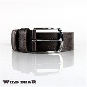 Ремень WILD BEAR RM-004m Brown