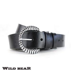 Ремень WILD BEAR RM-027f Black Premium