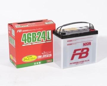 Аккумулятор FB SUPER NOVA (46B24L/R) 41 Ah, 350 А