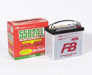 Аккумулятор FB SUPER NOVA (55B24L/R) 45 Ah, 480 А