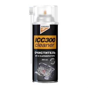 ICC300 - Очиститель EFI и карбюратора (300ml)