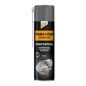 Choke&carb cleaner - Очист.карбюр.и возд.засл. (520ml)