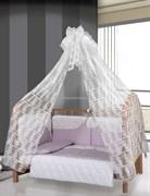 Балдахин на детскую кроватку Esspero Lace Lux