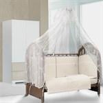 Сменный комплект постельного белья Esspero Teddy Cristal