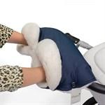 Муфта для рук Esspero Soft Fur Lux