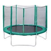 "Батут с защитной сеткой ""Trampoline 14"" диаметр 4,3 м"