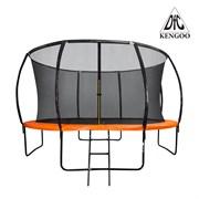 Батут DFC Trampoline Fitness KENGOO 10FT с сеткой
