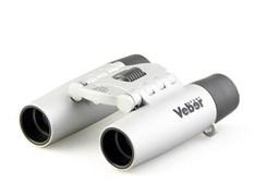 Бинокль Veber Sport БН 12х25, серебристый