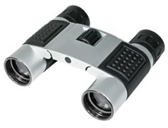 Бинокль STURMAN 8x21, серебристый