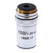 Объектив 100х/1,25МИ 160/0,17 для микроскопа Микромед-1
