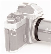 Т-кольцо Bresser (Брессер) для камер Nikon M42