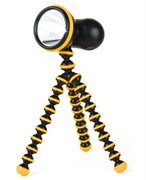Фонарь светодионый Joby GorillaTorch, черный/оранжевый, в блистере