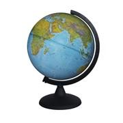 Глобус физический диаметром 250 мм, на английском языке