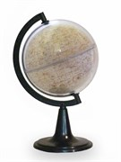 Глобус Луны диаметром 120 мм
